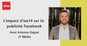 Découverte pour entrepreneur•es - ios14 et la publicité facebook