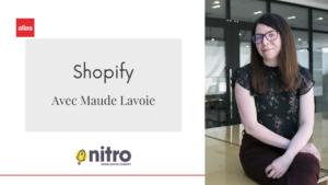 Shopify - Maude Lavoie