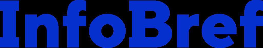 Logo InfoBref partenaire d'alias entrepreneur•e