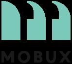Mobux+-+Logo+-+vert+et+noir